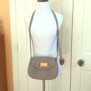 Marc by Marc Jacobs Dark Gray Crossbody Bag